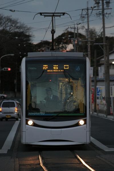 豊橋鉄道 T1000形 -車両形式写真...